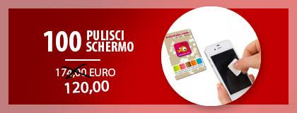 100 Pulisci Schermo Cellulare - 120 euro